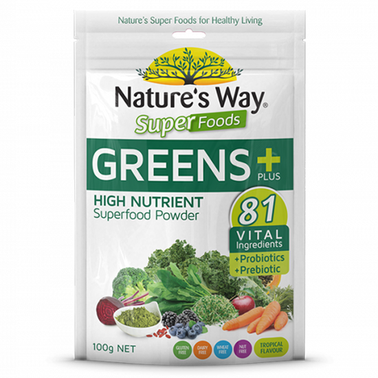 Nature's Way SuperFoods Green Plus