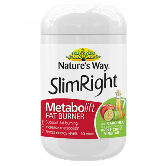 Nature's Way SlimRight MetaboLift Fat Burner